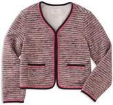 Kate Spade Girls' Tweed Jacket