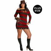 Asstd National Brand A Nightmare On Elm Street Miss Krueger 3-pc. Dress Up Costume