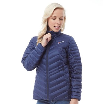 Berghaus Womens Hudswell Hydrodown Insulated Jacket Dusk