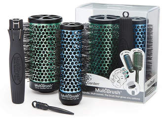 Olivia Garden Detachable Thermal Styling Hair Brush, 3-Piece Kit