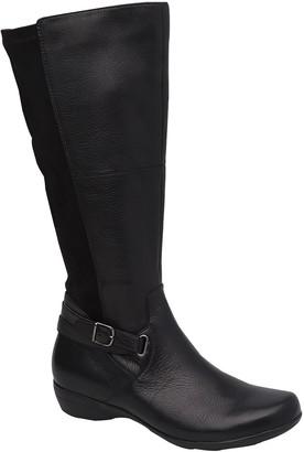 Dansko Tall Leather Boots - Francesca