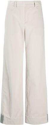 Lorena Antoniazzi Tailored Cord Trousers