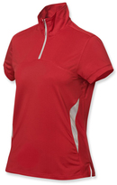 Clique Red Winning Polo