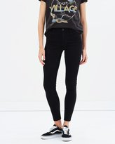 Only Silk Touch Ankle Skinny Jeans