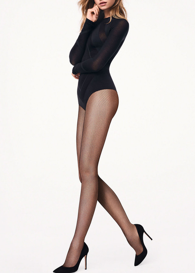 9feeb1a1fc721 Wolford Fishnet Tights - ShopStyle