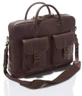 L.L. Bean Signature Leather Briefcase