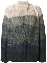 Mes Demoiselles striped knit cardigan