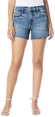 Joe's Jeans The Ozzie Shorts w/ Fray Hem (Clematis) Women's Shorts