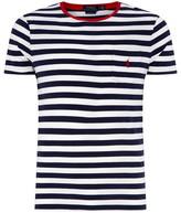 Polo Ralph Lauren Thin Stripe Pocket T-Shirt