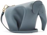 Loewe Elephant mini leather cross-body bag