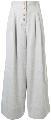 Acler Parkway palazzo trousers