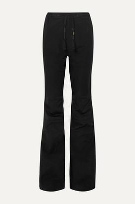 TEMPLA 3l Howqua Flared Ski Pants - Black