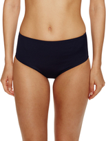 Mid-Waisted Swim Bottom