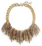 Banana Republic St. Germain Chain Burst Necklace