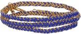 Gorjana Kingston Wrap Bracelet (Royal Blue) - Jewelry
