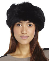 Surell Real Rabbit Fur Headband