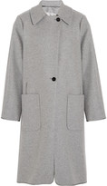 Maison Margiela Wool and cashmere-blend coat