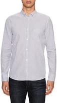 Jones Seersucker Striped Shirt
