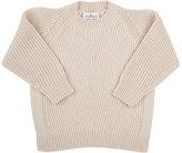 Little Remix JR Vato Wool Sweater-CREAM