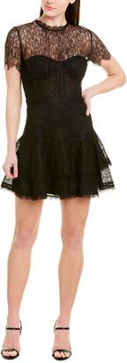 Jonathan Simkhai Lace A-Line Dress