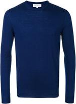 Salvatore Ferragamo crew neck sweater - men - Virgin Wool - S
