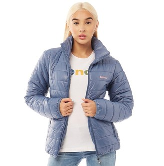 Bench Womens Benchmark Jacket Teal