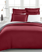 Charter Club Closeout! Damask Twin Duvet Cover, 500 Thread Count 100% Pima Cotton, Created for Macy's Bedding