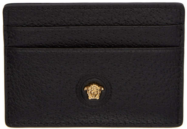 7239c19076 Black Medusa Card Holder