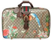 Gucci Tian GG Supreme suitcase
