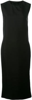 Prada Pre Owned Classic Shift Dress