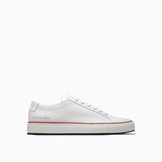 Common Projects Achilles Canvas Sneakers 5187
