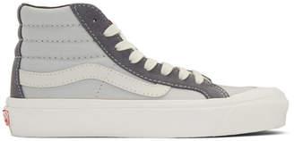 Vans Grey OG 138x High Top Sneakers