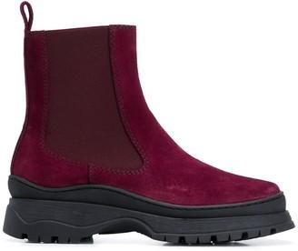 Nicole Saldaña Nico Chelsea ankle boots