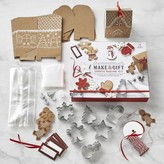 Williams-Sonoma Williams Sonoma Make and Gift Holiday Cookie Baking Kit