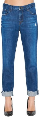 J Brand Straight Leg Denim Jeans
