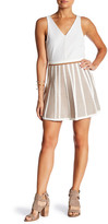 Lucy Paris Anita Stripe Knit Skirt