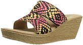 Sbicca Women's POMELO Wedge Sandal