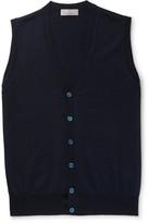 Canali - Merino Wool Vest