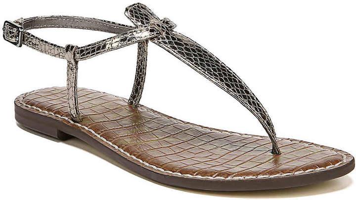 2c93c0053 Sam Edelman Silver Strap Women's Sandals - ShopStyle