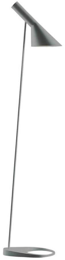 Louis Poulsen AJ Floor Lamp - Graphite Grey