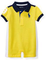 Ralph Lauren Childrenswear Multi-Coloured Mesh Bodysuit