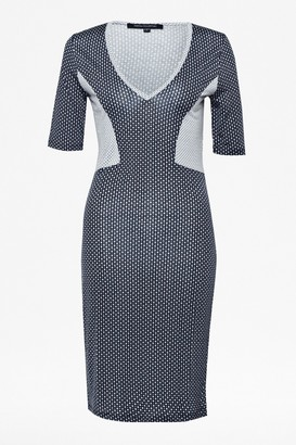 French Connection Mini Modern Jersey Dress