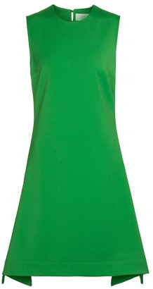 Victoria Victoria Beckham Stretch-crepe minidress
