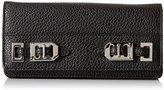 Nine West Gleam Team Slgs Deluxe Continental Wallet