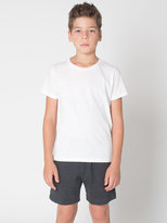 American Apparel Youth Flex Fleece Sweatshort