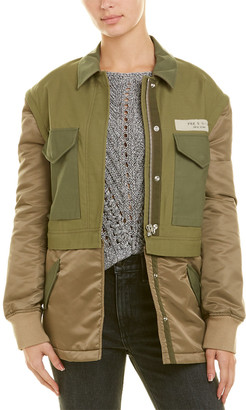 Rag & Bone Modular Field Jacket