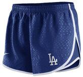 Nike Women's Los Angeles Dodgers Modern Tempo Shorts