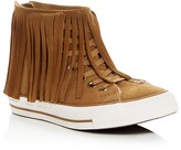 Converse Chuck Taylor All Star Fringe High Top Sneakers