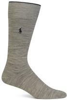 Polo Ralph Lauren Tipped Trouser Socks