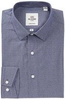 Ben Sherman Kings Slim Stripe Tailored Slim Fit Dress Shirt